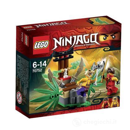 Trappola nella giungla - Lego Ninjago (70752)