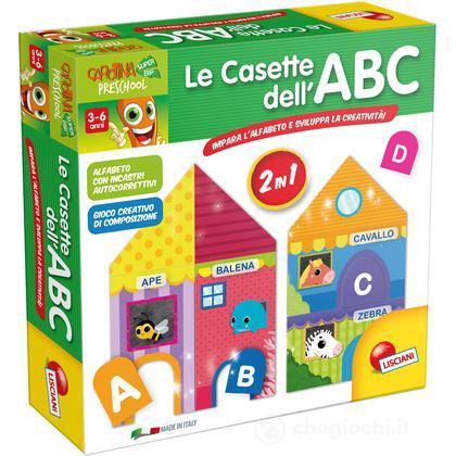 Carotina Plus Le Casette Dell'Abc (47499)