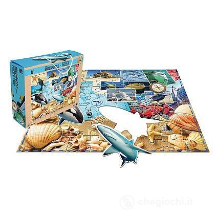 Puzzle dei mari
