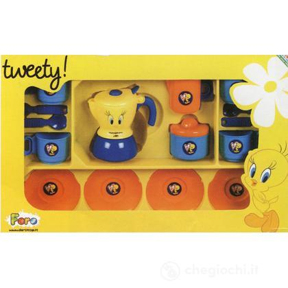 Set Mukka Tweety x 4