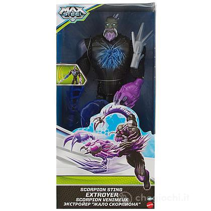 Max Steel scorpion sting extroyer (CJH61)