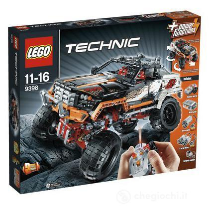 Pickup 4X4 - Lego Technic (9398)
