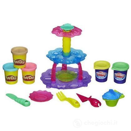 Play-doh La Torre Dei Cupcake (A5144E24)