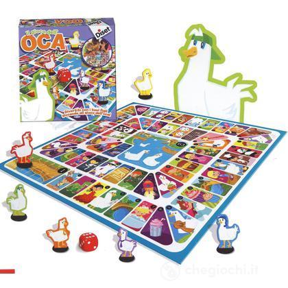 Gioco dell 39 oca giochi da tavolo diset giocattoli for Gioco dell oca da stampare e colorare