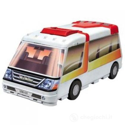 Micro Machine camper super city van