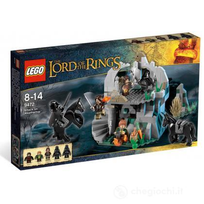 Attacco a Colle Vento - Lego LofTR/Hobbit (9472)