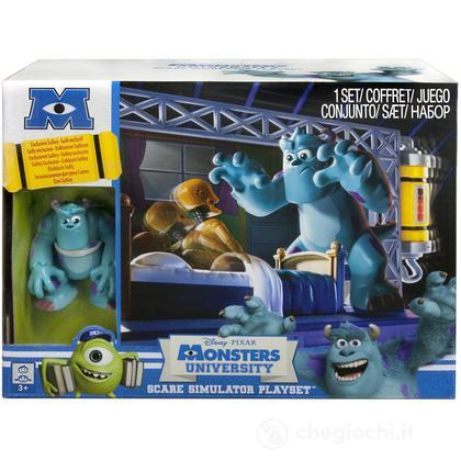 Monster University. Scare School Playset (6019677)