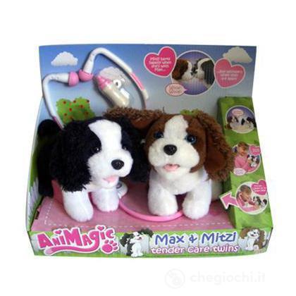Animagic Max & Lilla Cuccioli da adottare
