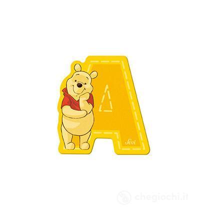 Lettera adesiva A Winnie the Pooh (82759)