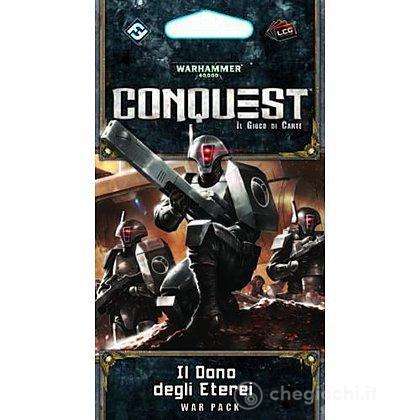Warhammer 40,000 Conquest. Il Dono degli Eterei. Espansione per Warhammer 40,000 Conquest