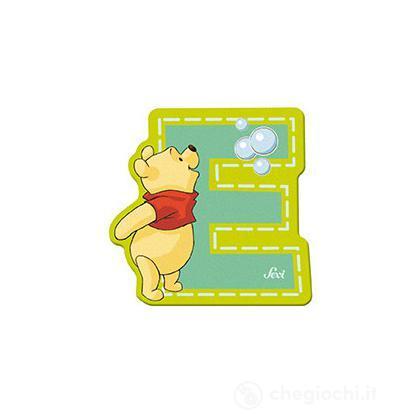 Lettera adesiva E Winnie the Pooh (82763)