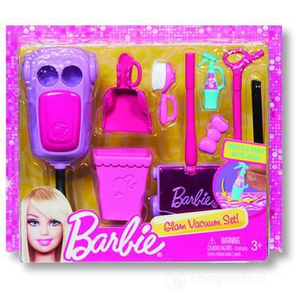Set pulizia - Barbie mini accessori casa (X7934)