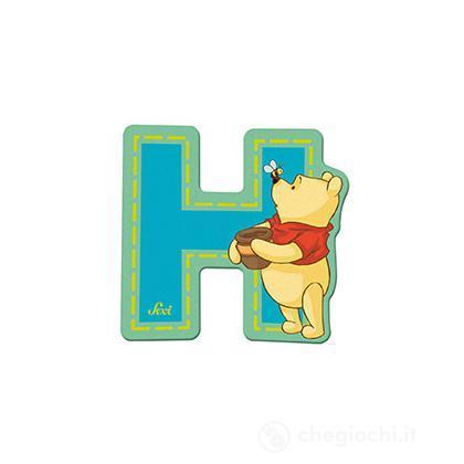 Lettera adesiva H Winnie the Pooh (82766)