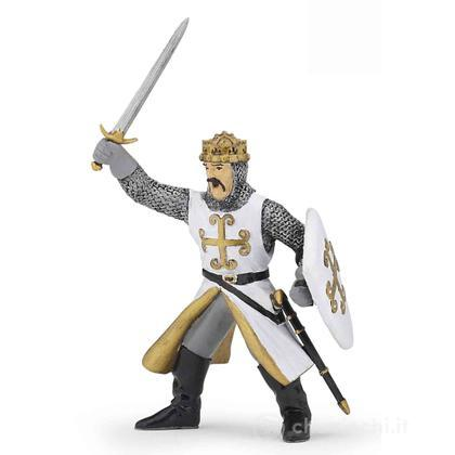 Cavaliere cotta di maglia (39769)