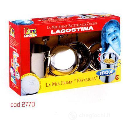 Batteria inox Lagostina