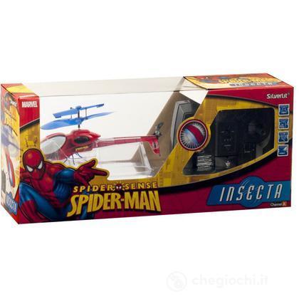 Spider-Man Insecta Elicottero infrarossi con luci