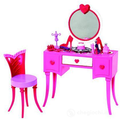 Barbie Glam Vanity - Arredamenti basic (X7940)
