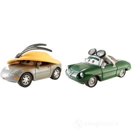 Kimberly Rims e Carinne Cavy - Cars confezione da 2 (BDW86)