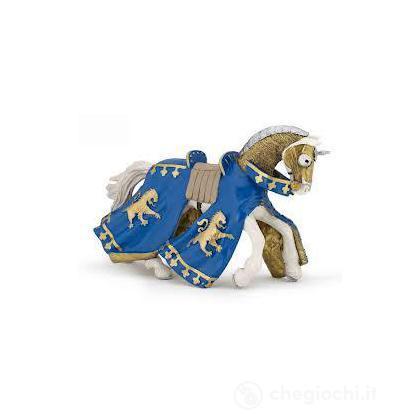 Cavallo del principe Riccardo blù (39774)