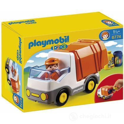 Camion smaltimento rifiuti 1.2.3 (6774)