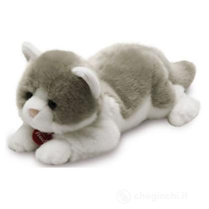 Gatto Gennaro bianco/grigio 20774