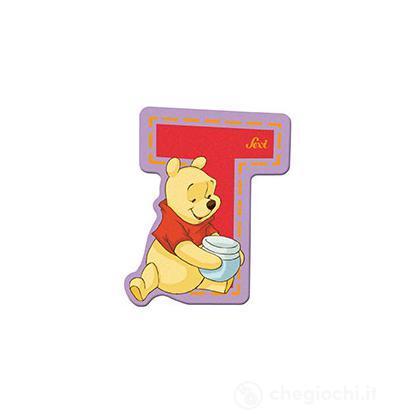Lettera adesiva T Winnie the Pooh (82778)