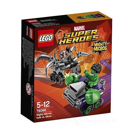 Mighty Micros: Hulk contro Ultron -Lego Super Heroes (76066)
