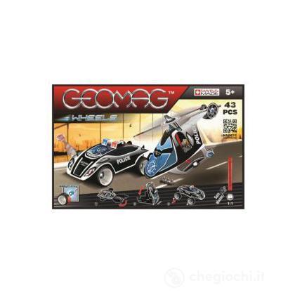 Geomag Auto ed elicottero Fast Chase
