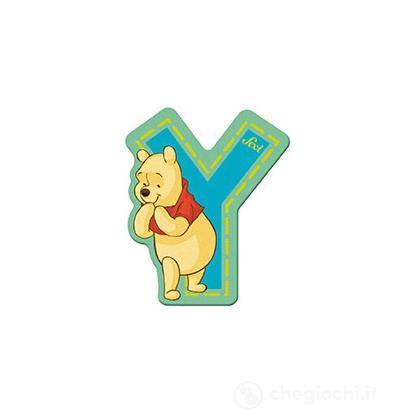 Lettera adesiva Y Winnie the Pooh (82783)