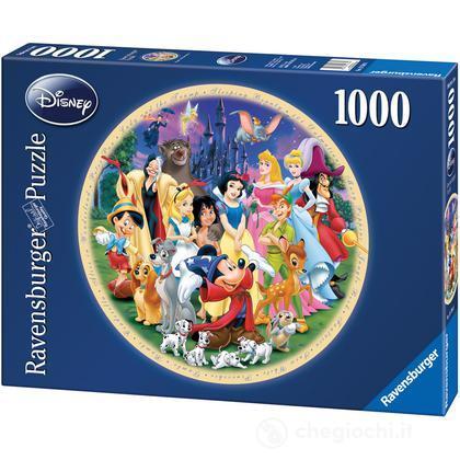 I fantastici protagonisti Disney
