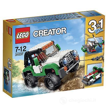 Veicoli d'avventura - Lego Creator (31037)