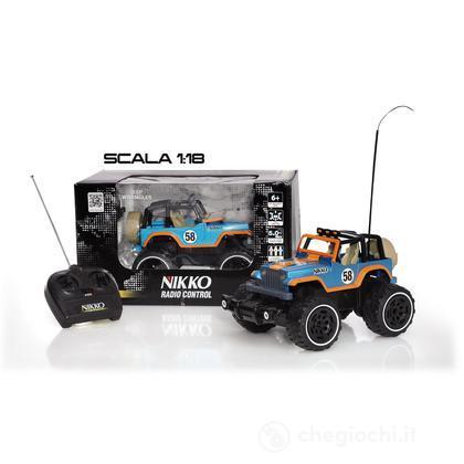 Jeep Wrangler Radiocomandata - 1:18 (NCR01784)