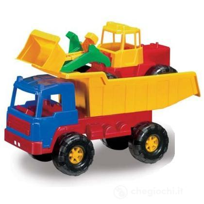Camion Mammut con Ruspa (47880010)
