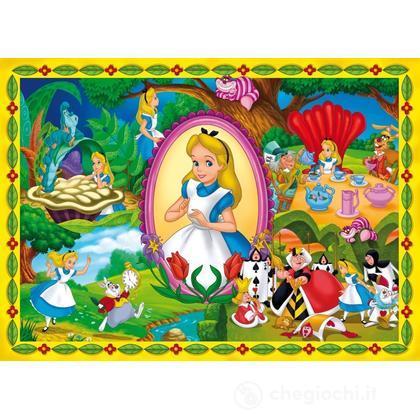 Puzzle 104 Pezzi Alice nel paese delle meraviglie (277880)