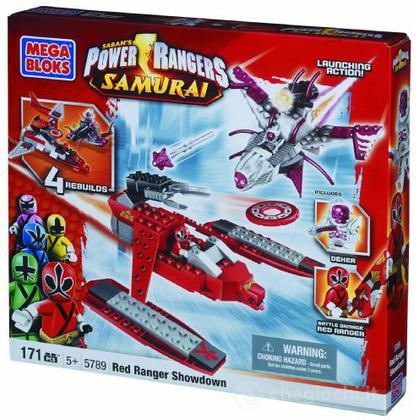 Red Ranger Showdown (Red Ranger vs Dekker) (05789)
