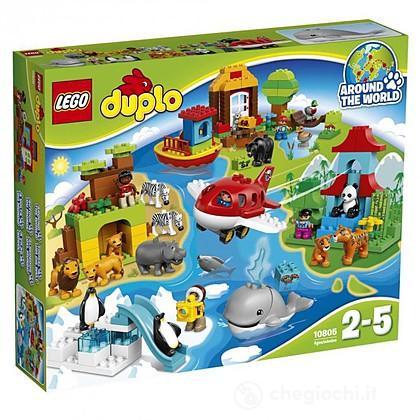 Viaggio intorno al mondo - Lego Duplo (10805)