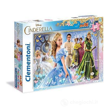 Cinderella MaxiPuzzle 60 pezzi (26798)