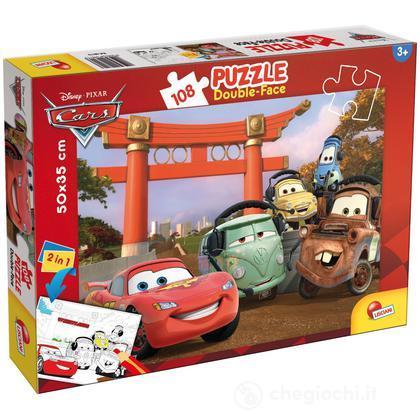 Puzzle Double Face Plus 108 Cars