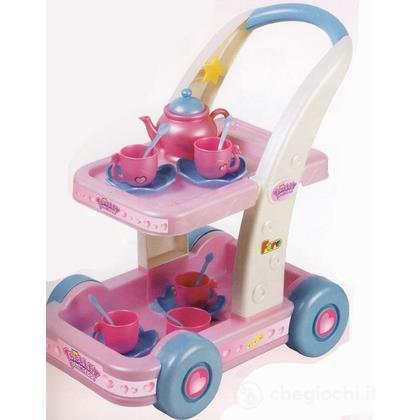 Trolley Princess tè