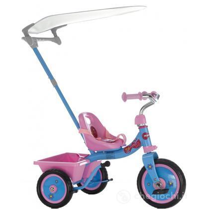 Triciclo Passenger  Bimba con vaschetta Passenger Girl (2180)