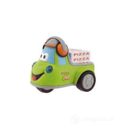 Funny Vehicles Pizza (69006)