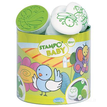 Stampo Baby - Giardino