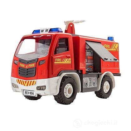 Junior Kit Fire Truck