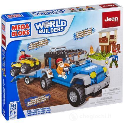 Jeep Spedizione nella Foresta (97806V)