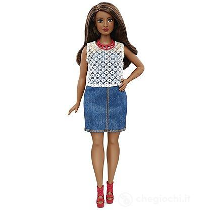 Barbie Fashionistas curvy (DPX68)