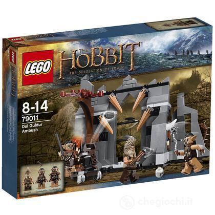 Agguato a Dol Guldur - Lego Il Signore degli Anelli/Hobbit (79011)