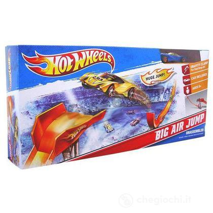 Hot Wheels piste acrobatiche - Big Air Jump (V4527)