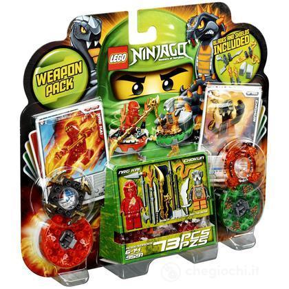 Battle Pack - Lego Ninjago (9591)