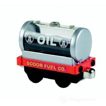 Cisterna petrolio - Vagoni di Thomas (W3479)