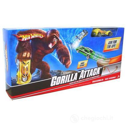 Hot Wheels piste acrobatiche - Gorilla Attack (R6511)